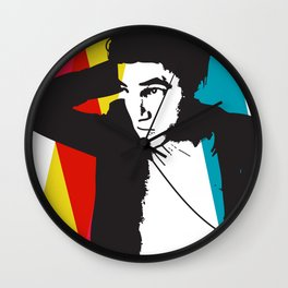 Listen Up! Wall Clock