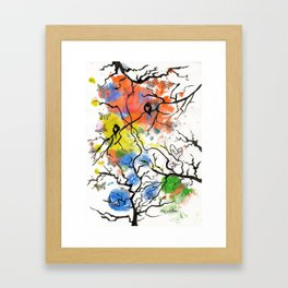 Fancy You Framed Art Print