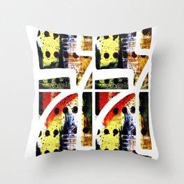 x4 Throw Pillow