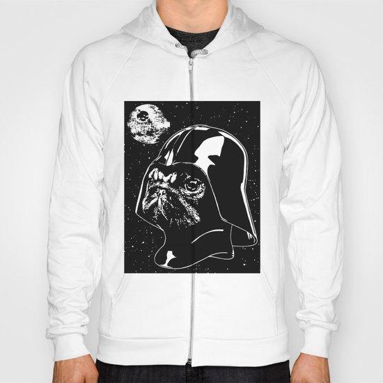 Pug Vader Hoody