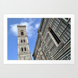 Florence: Duomo Art Print
