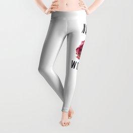 Nasty Woman Leggings