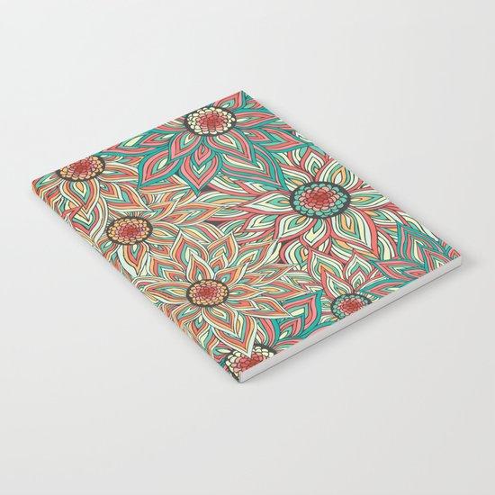 Floral Epoque Notebook