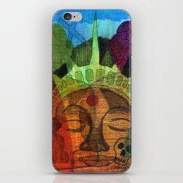 Buddha Liberty iPhone Skin