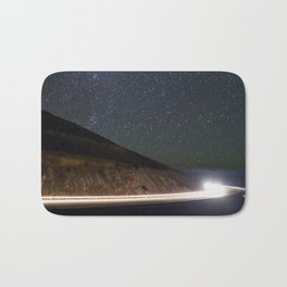 Night Traveler Bath Mat