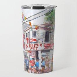 Lobster Pot, Provincetown Travel Mug