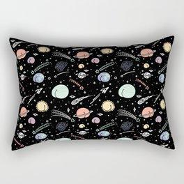 Asstronomy Pattern Rectangular Pillow