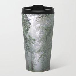 Autumn Forest Walk Travel Mug