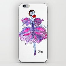 Miss Anesthetic iPhone & iPod Skin