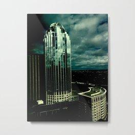 refractions Metal Print