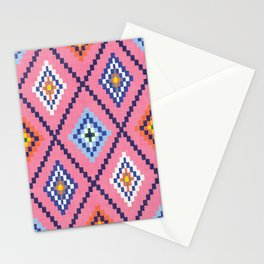 Salah in Pink Stationery Cards