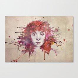 Charlène Canvas Print