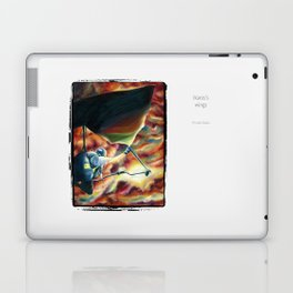 Ikaros's Wings Laptop & iPad Skin