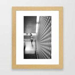 Powell Framed Art Print