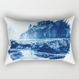 Beach Cove Rectangular Pillow