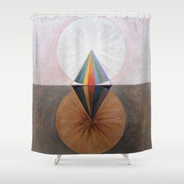 Hilma Af Klint - The Swan Shower Curtain