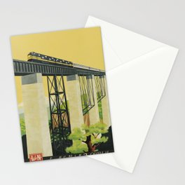 The Old Reliable Placard Stationery Cards