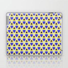 A sea of Triangles Laptop & iPad Skin