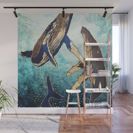 Ascension Wall Mural