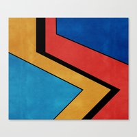 road Canvas Prints featuring Road by Liall Linz