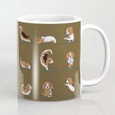 Beagle Yoga Mug
