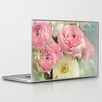 poetry Laptop & iPad Skins featuring poetry by Sylvia Cook Photography