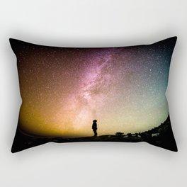 Galaxy Explorer Rectangular Pillow