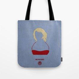 Caprica Six Tote Bag