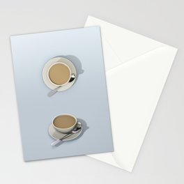 Wake me Gently Stationery Cards