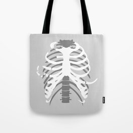 Your Body On Skate Tote Bag