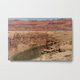 Colorado_River - Marble_Canyon II, Arizona Metal Print