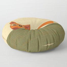 Cute Fox Floor Pillow
