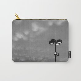 Light up the cotton balls in the sky Carry-All Pouch