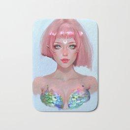 Mermaid Fairy Bath Mat