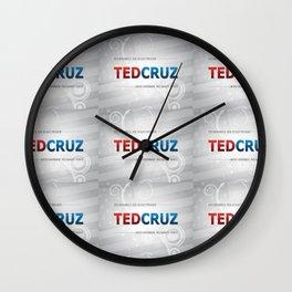 Elect Ted Cruz 2016 Wall Clock