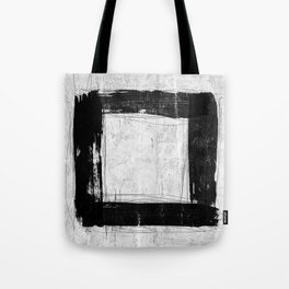 Abstract Square Composition Tote Bag