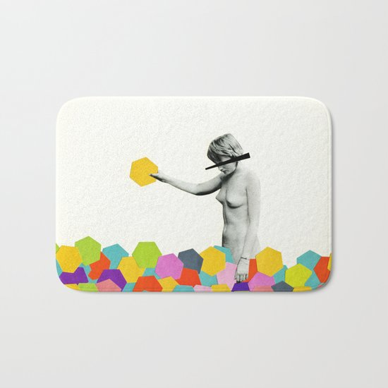 Strange Phenomenon Bath Mat