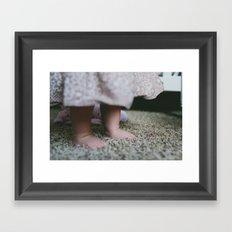 little babe Framed Art Print