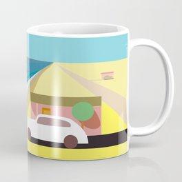 Mar de Cortez (square) Coffee Mug