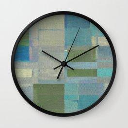 Parallel Bars 2 Wall Clock