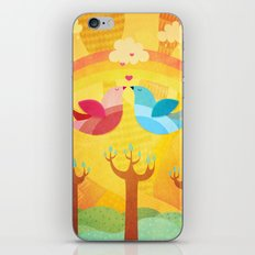 L'Amour... iPhone Skin