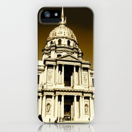 Under it All iPhone Case
