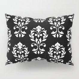 Heart Damask Pattern (B) WB Pillow Sham