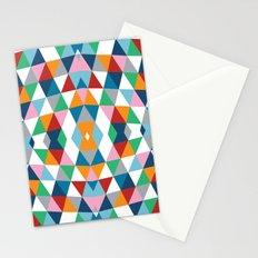 Geometric #1 Stationery Cards