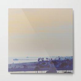 Newport Dusk Metal Print