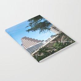 Austin Skyline Notebook