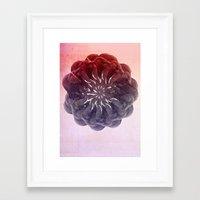geometry Framed Art Prints featuring geometry by PandaGunda