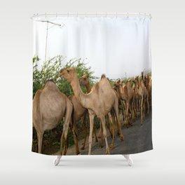 Hump Day Shower Curtain