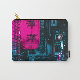 Japanese Cyberpunk Carry-All Pouch