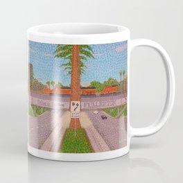 Downtown Fullerton Coffee Mug
